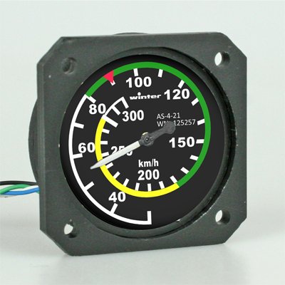 RC Scale Speedometer
