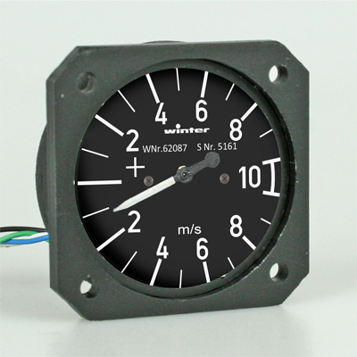 RC Scale Instrument Variometer